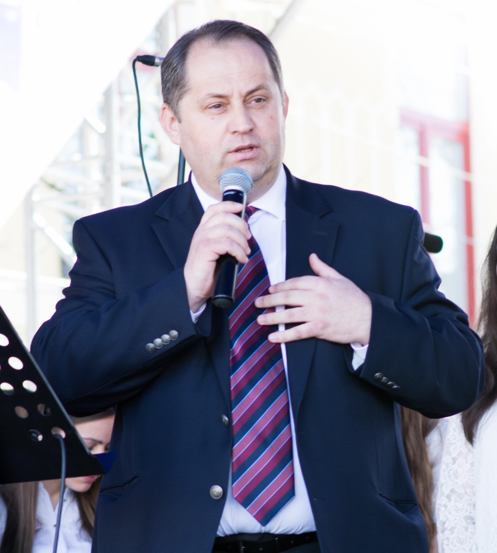 Pastor Cîmpean Victor